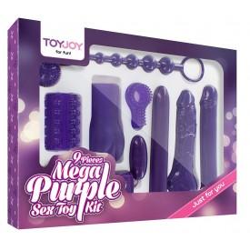 Эротический набор Toy Joy Mega Purple